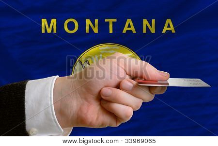 Buying With Credit Card In Us State Of Montana