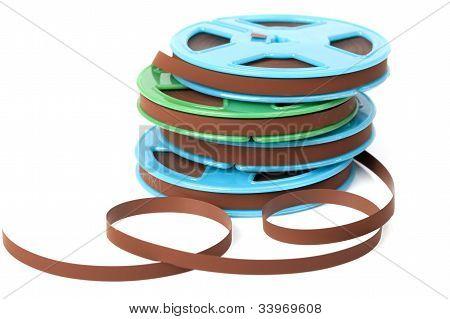 Bandmaschine Tonband