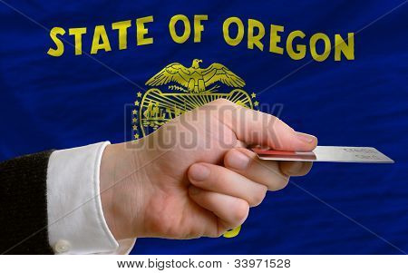 Buying With Credit Card In Us State Of Oregon