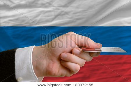 Buying With Credit Card In Russia