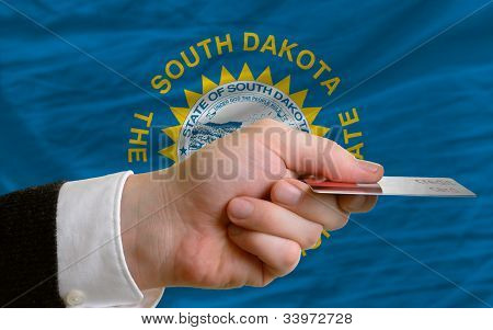 Buying With Credit Card In Us State Of South Dakota