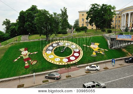 Simbols Of Euro-2012 Slavko & Slavek