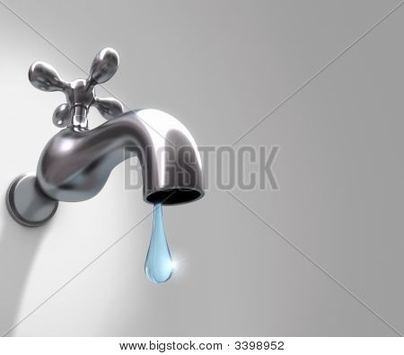 The Precious Drop Of Water