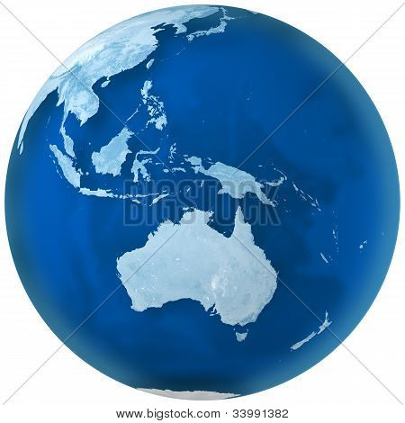 Blue Earth Australia