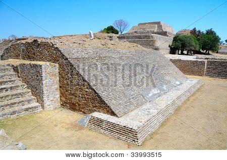 Ruínas antigas, México