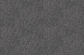 Texture Of Grey Fabric Seamless Pattern. Close-up Of Texture Natural Linen, Jeans Or Fabric Textile  poster
