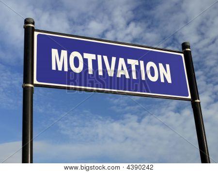 Motivation Signpost
