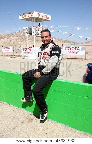 LOS ANGELES - MAR 23:  Glenn Faber at the 37th Annual Toyota Pro/Celebrity Race training at the Willow Springs International Speedway on March 23, 2013 in Rosamond, CA          EXCLUSIVE PHOTO