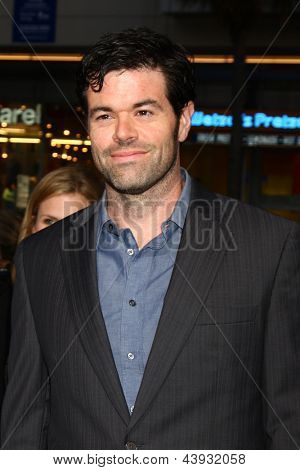 LOS ANGELES - MAR 28:  Robert Baker arrives at the