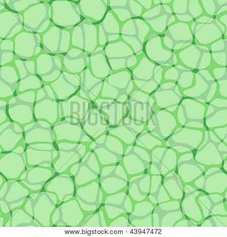 Plant Cells Micro Pattern Vector Background