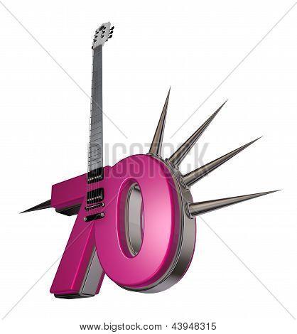 Number Seventy Guitar