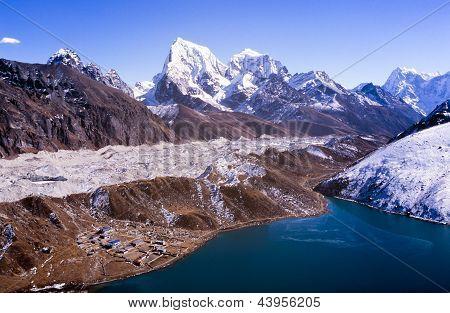 Gokyo Himalaya Nepal