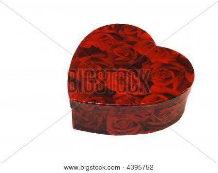 Romantic Gift, Heart Shaped Box