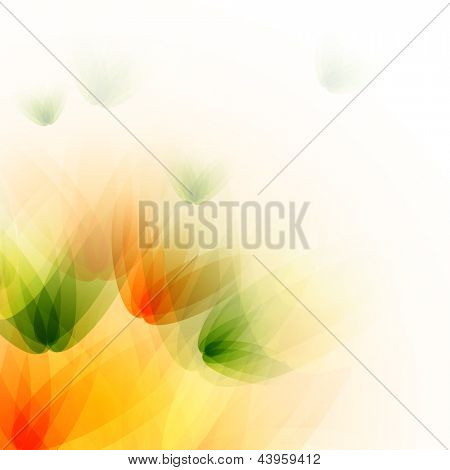 Colorful Summer background.