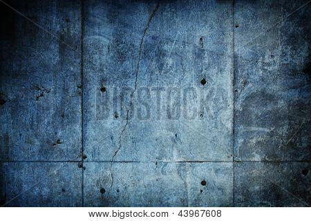 Grungy concrete stone wall