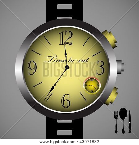 Tijd om te eten
