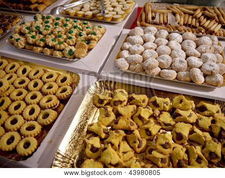 Italian Pasteries