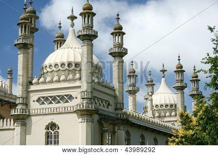 Exotic Palace Architecture Royal Pavilion Brighton