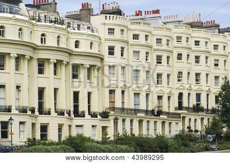 Brighton rua regência período Flats