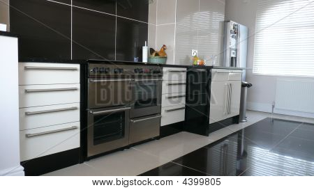 Part Modern Kitchen