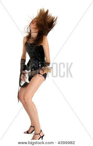 Woman Rock
