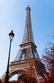 Eiffel Tower (nickname La dame de fer, the iron lady),The tower has become the most prominent symbol