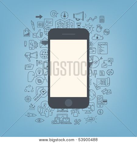 Web Development With Modern Smartphone