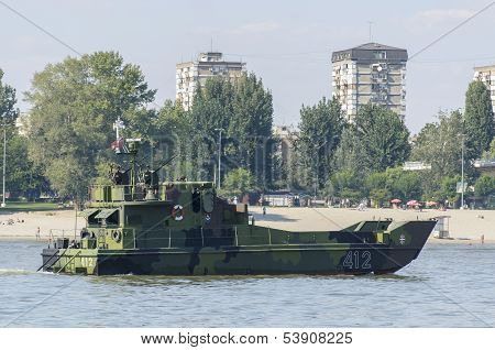 River Assault Ship