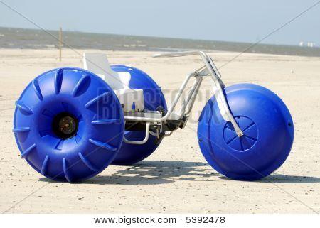Blue Aqua Cycle