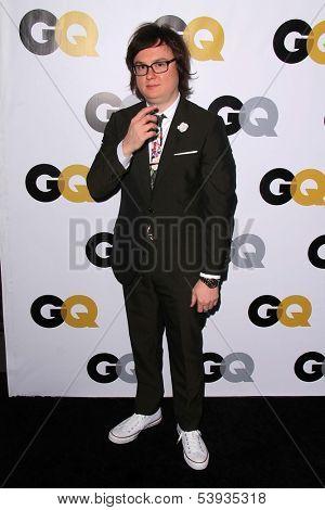 LOS ANGELES - NOV 12:  Clark Duke at the GQ 2013