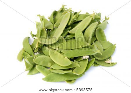 Oregon Giant Sugar-snap Peas