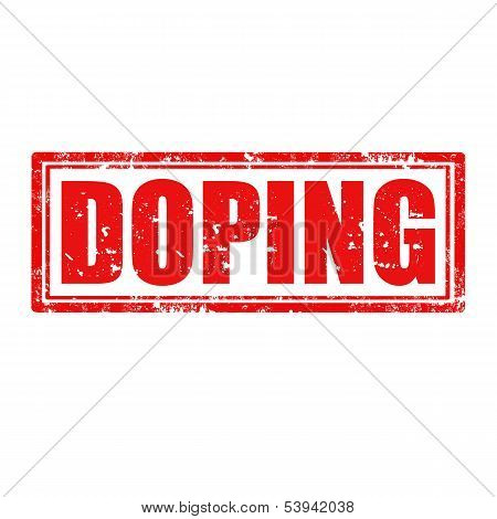 Doping-stamp
