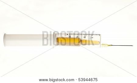 Ampoule In Syringe