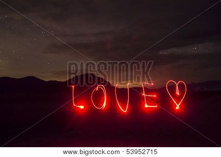 Love Light Writing