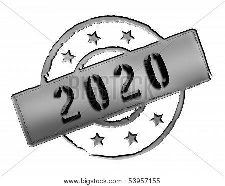 2020 - Stamp