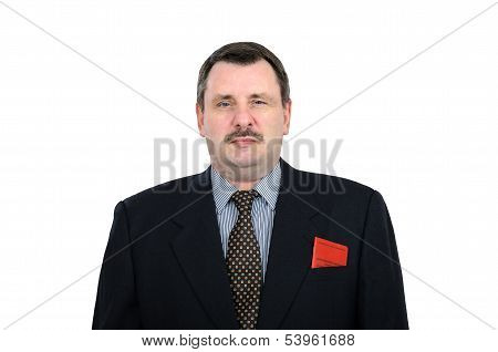 Actor plays the role of a Communist
