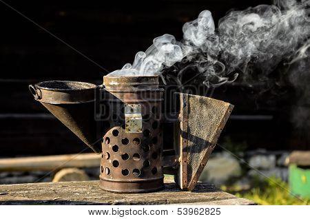 Antique Bee Smoker