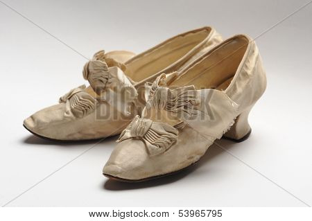 Vintage Woman Shoes