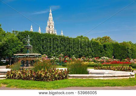 Public Park Volksgarten