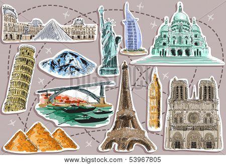 Tourist destination pictures