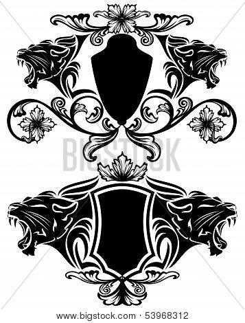 Lion Heraldry