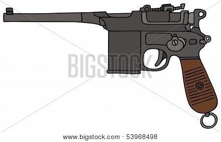 old gun