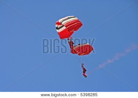 Red Devils Parachute Team