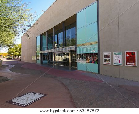 A Scottsdale Center For The Performing Arts