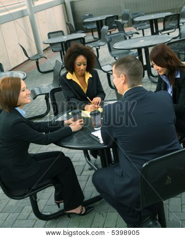 Business People Meeting