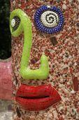 Funny Face Mosaic