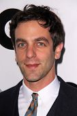 LOS ANGELES - NOV 12:  BJ Novak at the GQ 2013