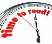 Time to Read Clock Reading Lesson Education