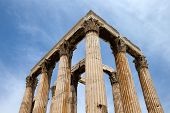 picture of olympian  - Temple of Olympian Zeus  - JPG