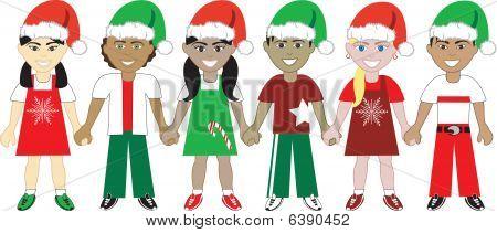 Christmas Kids United 4